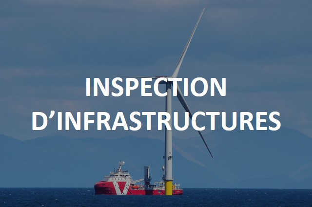 inspection d'infrastructures